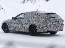 2017 BMW 5-Series GT Spy Shots (11)