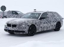 2017 BMW 5-Series GT Spy Shots (13)