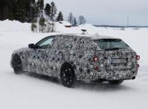 2017 BMW 5-Series GT Spy Shots (14)