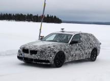 2017 BMW 5-Series GT Spy Shots (19)