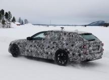 2017 BMW 5-Series GT Spy Shots (21)