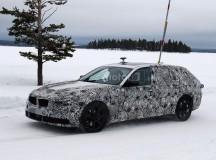 2017 BMW 5-Series GT Spy Shots (23)