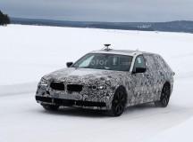 2017 BMW 5-Series GT Spy Shots (25)