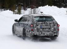 2017 BMW 5-Series GT Spy Shots (27)