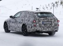 2017 BMW 5-Series GT Spy Shots (8)