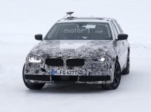 2017 BMW 5-Series GT Spy Shots (9)