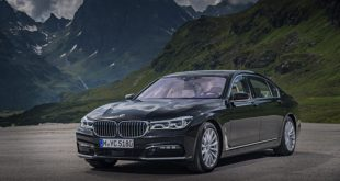 BMW 740e Performance