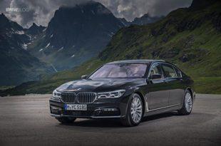 BMW 740e Performance