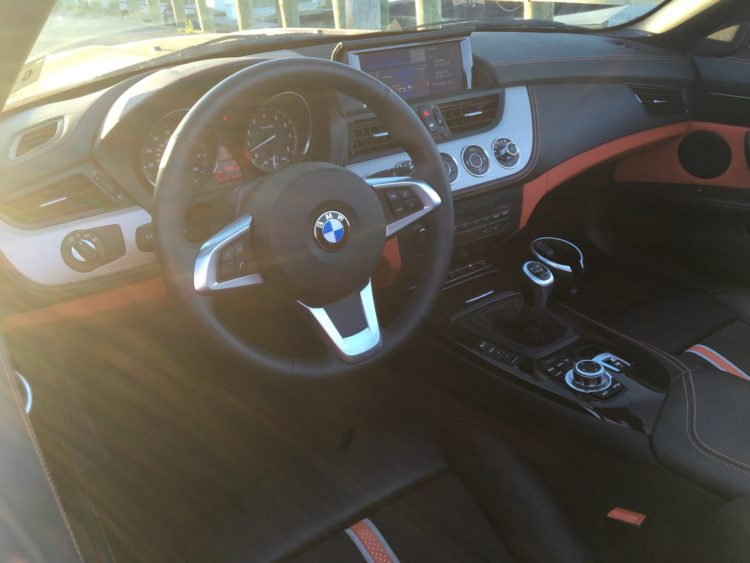 2016 BMW Z4 sDrive28i1 750x563