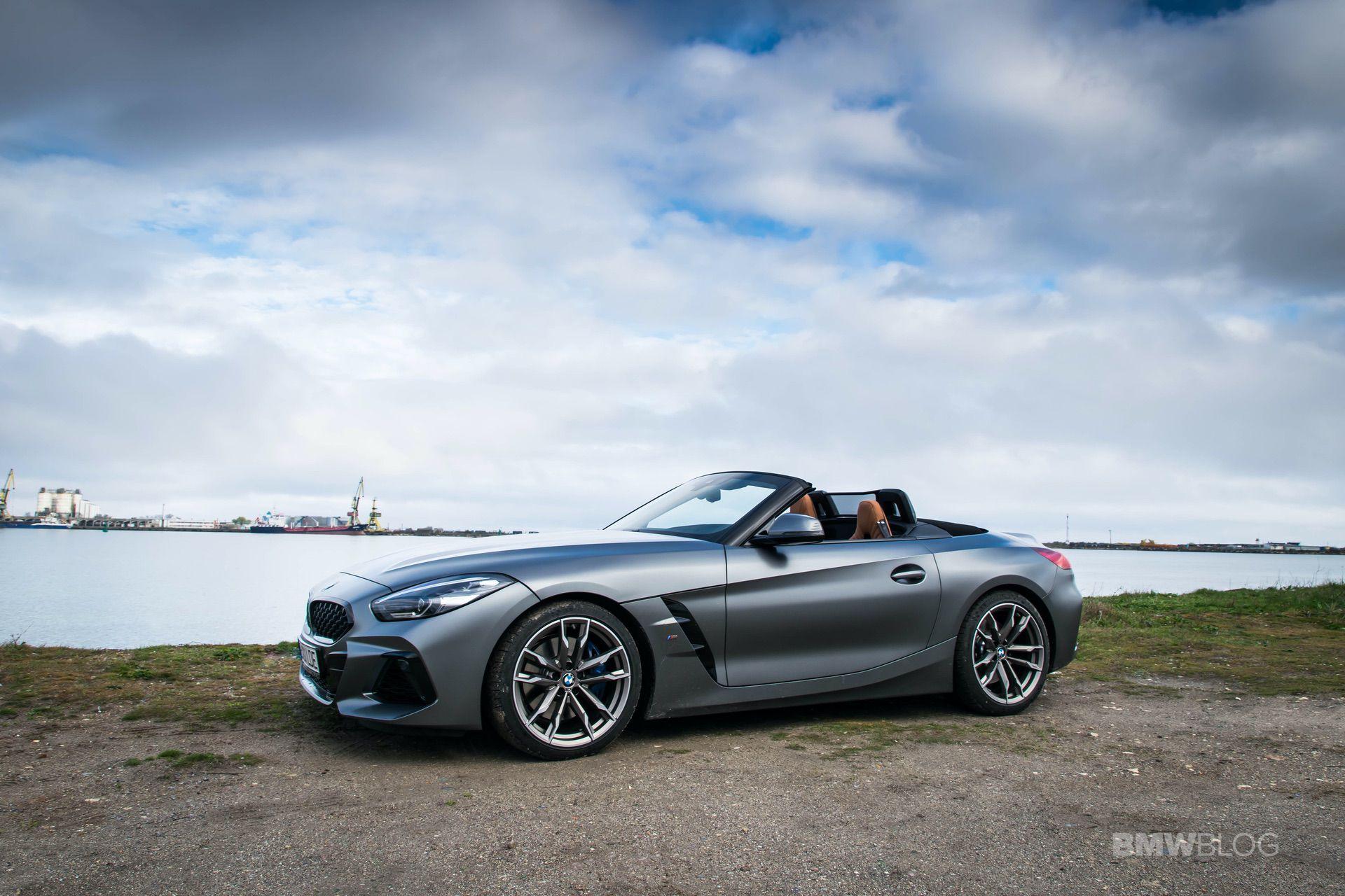 BMW Z4 Test Drive