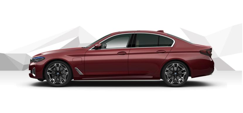 BMW 530e xDrive Individual G30 LCI 4 830x389